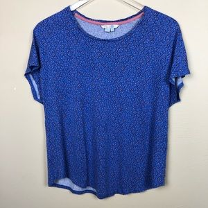 Boden || Polka Dot Viscose Top